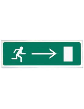 «Призма-102» Световое табло «Направление к выходу вправо»